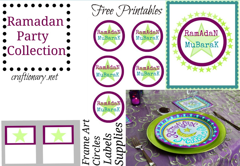 Remarkable image with regard to ramadan cards printable