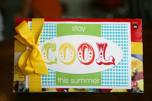 graphic about Have a Cool Summer Printable identify Craftionary