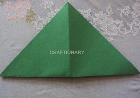 Make An Origami Triangle Box (Lid #1) (Tomoko Fuse) - YouTube | 326x468