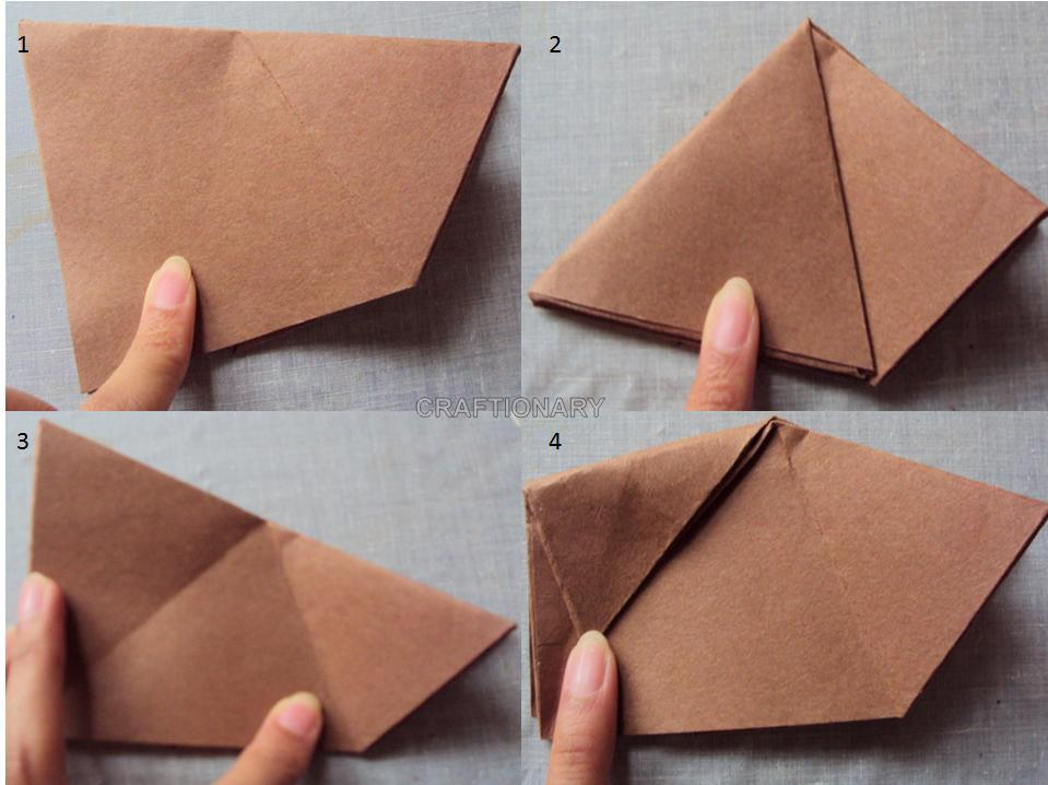 how to make a origami chatterbox