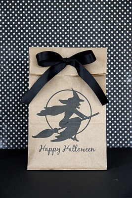 halloween happy witch lunch box freebie