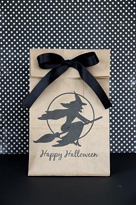 halloween happy witch lunch box freebie